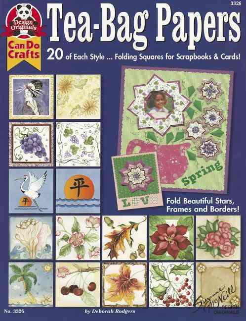 Tea-Bag Papers By Rodgers, Deborah